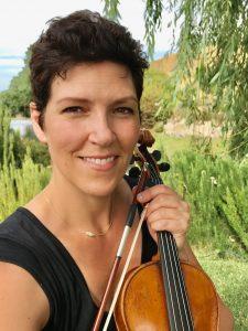 Liz Rivard - Violin