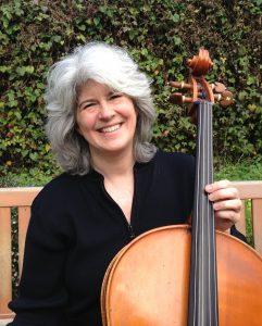 Dina Weinshelbaum – Cello