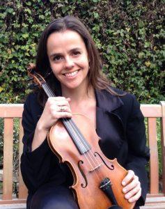 Hrabba Atladottir – Violin
