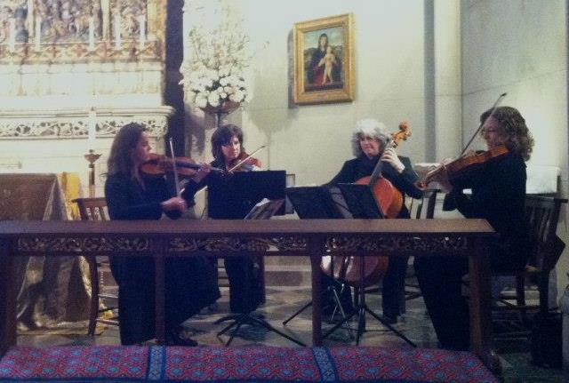 Quartet Wedding Lafayette