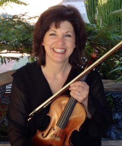 Sharon Wood – Violin