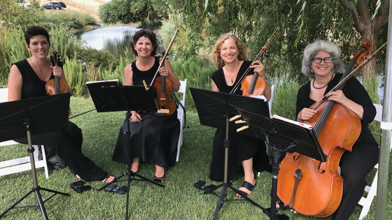 Quartet Wedding Sunol